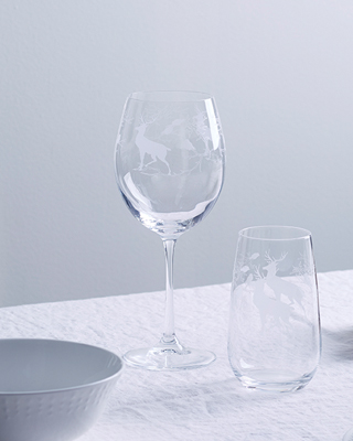 Alveskog glass